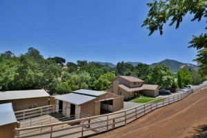 horse property in Clayton