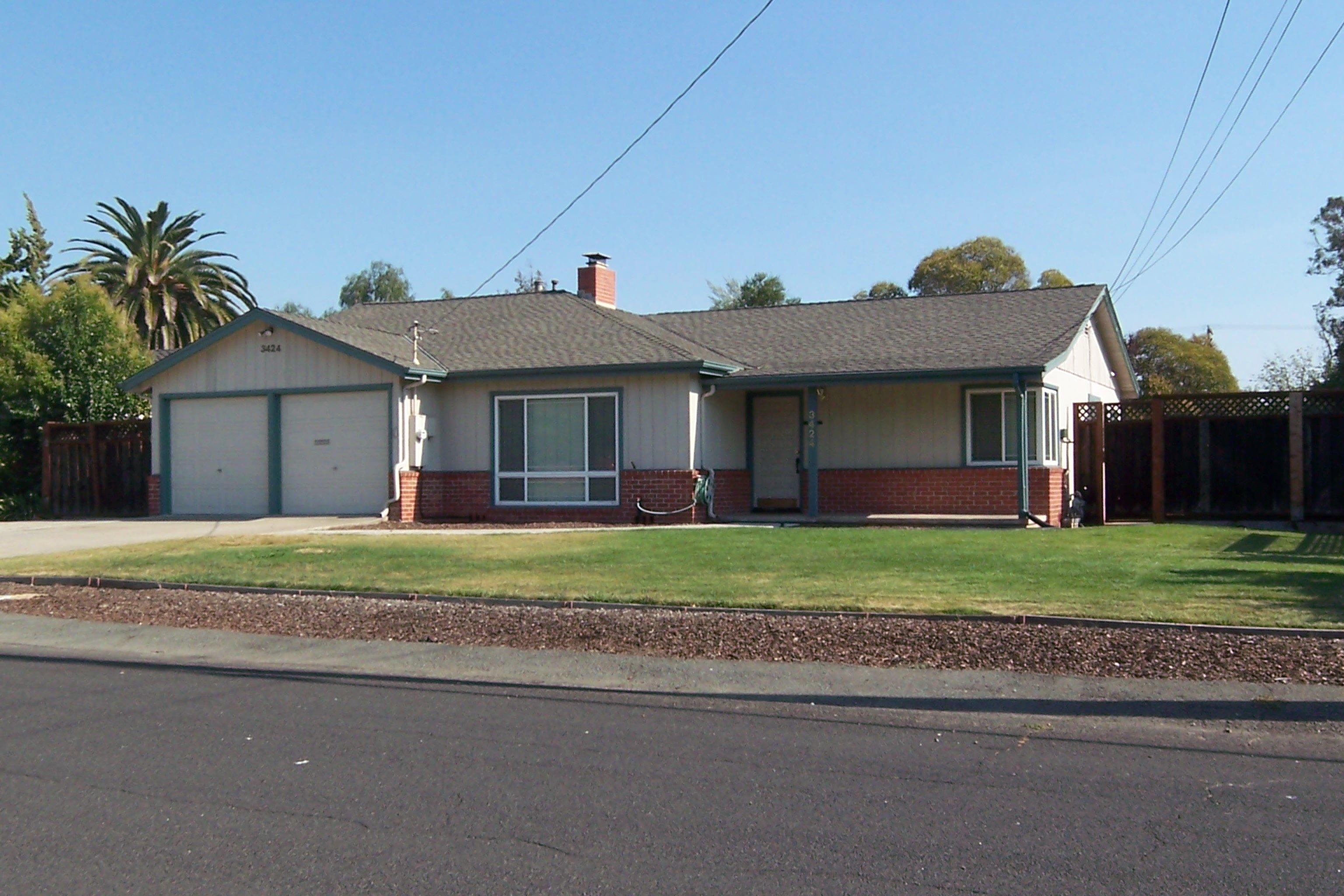 3424 El Monte Dr, Concord CA home for sale